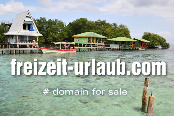 Domain Name for Sale: freizeit-urlaub.com