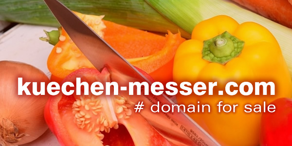 Domain Name for Sale: kuechen-messer.com